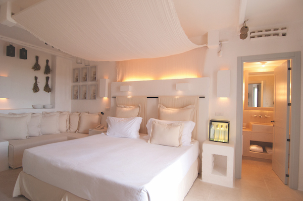 Borgo Egnazia Puglia bedroom