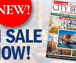 Italian City Breaks & Weekend Escapes is now on-sale!
