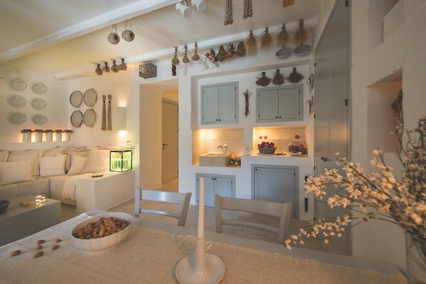 Borgo Ignazio kitchen Puglia