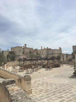 Borgo Egnazia piazza puglia