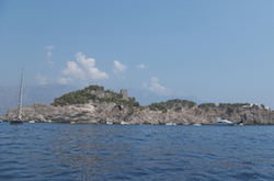 Li Galli archipelago