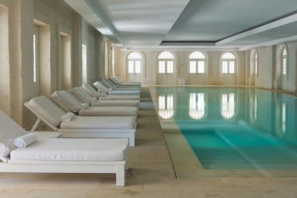 Borgo Egnazio indoor pool Puglia