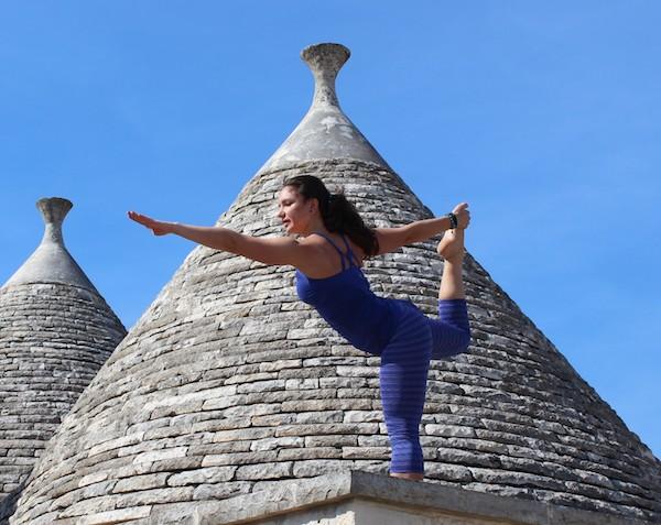yoga puglia