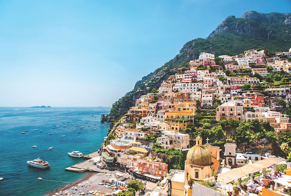 Amalfi Coast, Positano