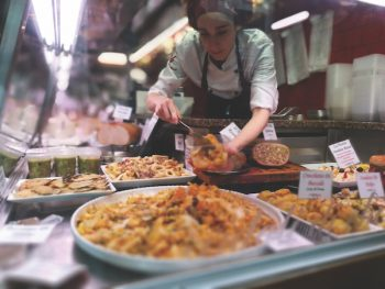 Seafood Genoa