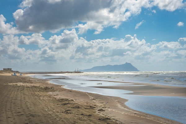 Lazio Beach Italy