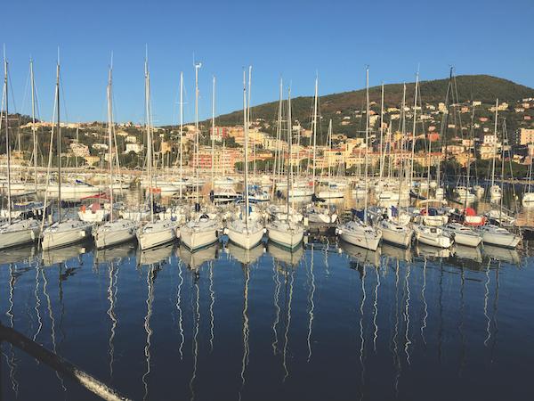 Lerici boats Italy