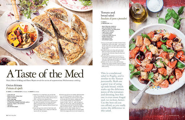 taste of the med italian recipes
