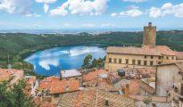 Lake Nemi Lazio Italy
