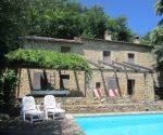 Penna San Giovanni house, Le Marche