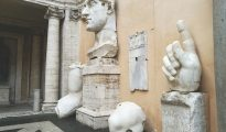 Constantine Capitoline Museums Rome Italy