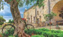 Old farm masserie in Puglia Italy