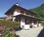 Mezzegra semi-detached villa