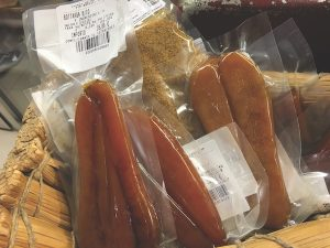 Bottarga in Sardinia