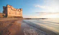 Castello di Santa Severa, Lazio italy