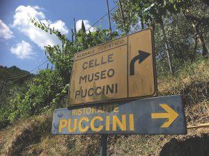 Puccini Tuscany