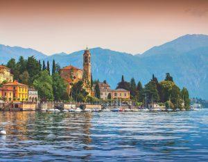 Mezzegra, Lake Como, Italy