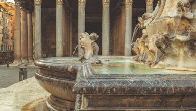 Pantheon, Rome, Italy