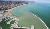Pescara Abruzzo from above