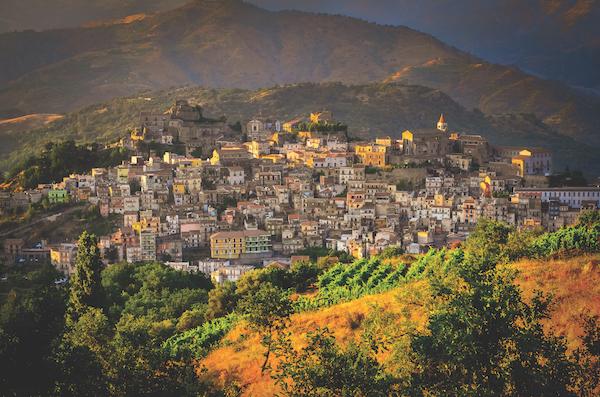 Castiglione di Sicilia village