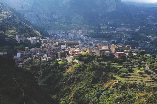 Collesano Sicily