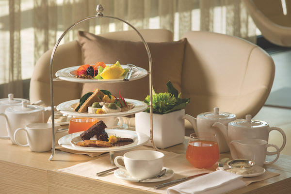 Detox tea at Almar Jesolo Resort Italy
