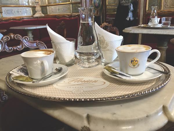 Caffe Florian Venice Italy