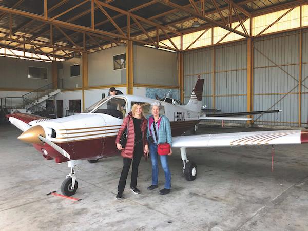 Flying Pescara Italy