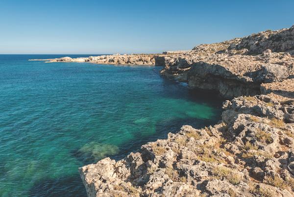 Plemmirio, near Siracusa (eastern Sicily)