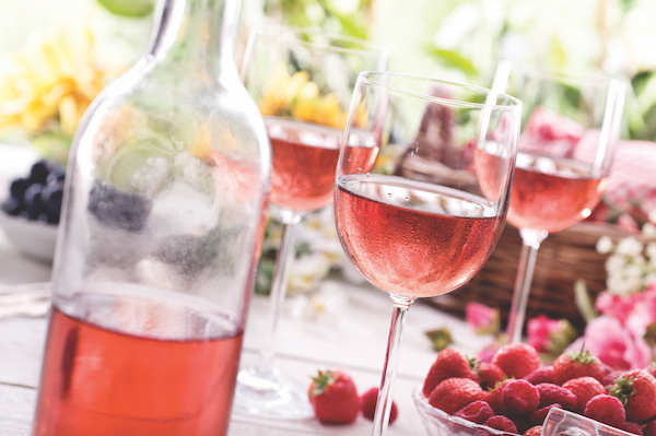 rose italian wine