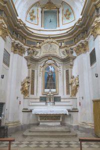 Santa Chiara Abruzzo Italy