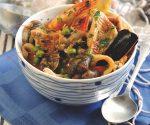 Zuppa di pesce recipe