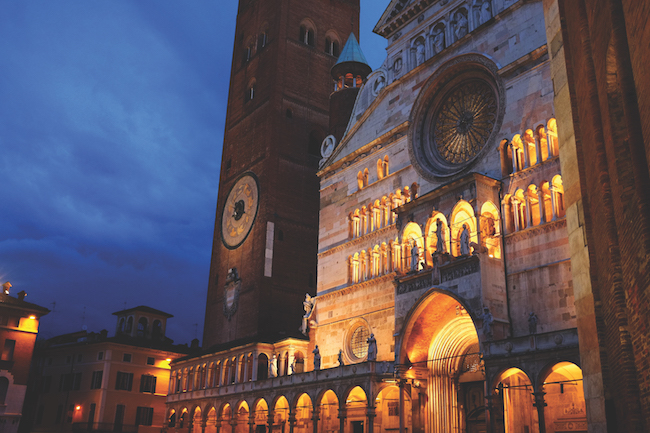 Cremona cathedral italy