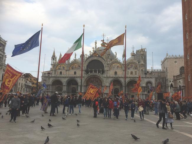 Venice St Marks Italy