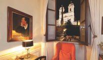 Piazza di Spagna -Keats House - Landmark Trust
