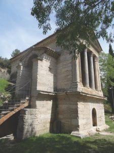 Tempietto del Clitunno Umbria