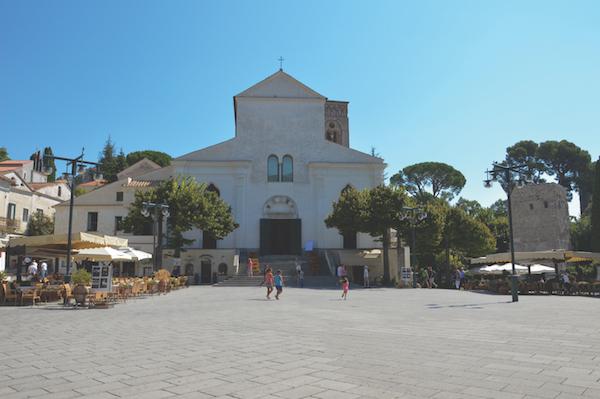 Piazza Duomo Ravello Italy
