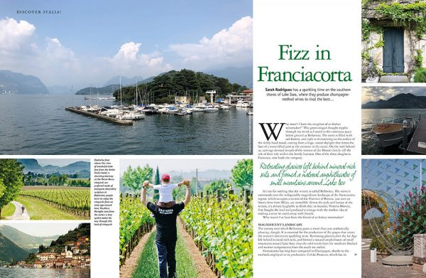 franciacorta Italia issue 167