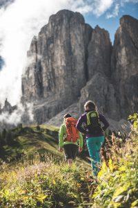 Trekking, Alta Badia, Dolomites