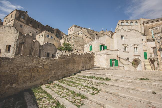 Matera back streets
