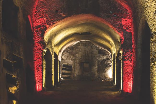 Catacombs of San Gennaro, Naples