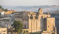 Matera landscape Basilicata