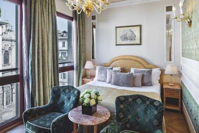 Milan Baglioni Hotel