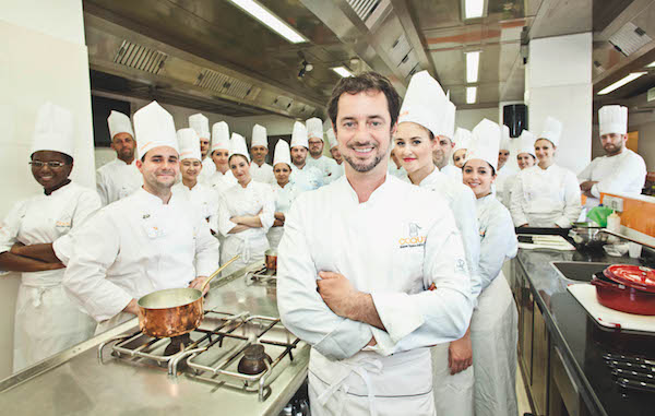 Coquis School and Chef Angelo Troiani