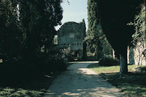 Garzoni Gardens, Pistoia