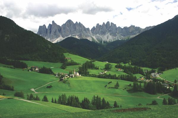 Val de Funes, Dolomites