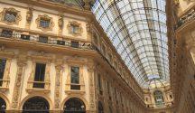 Galleria Milan Italy