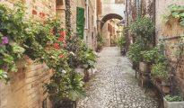 Ripatransone in Le Marche, Italy