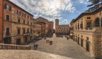 Piazza del Popolo Todi, Italy