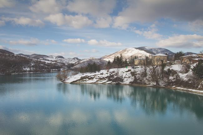 Fiastra Lake